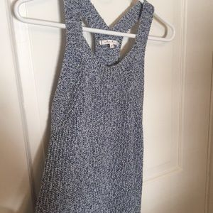 Willow & clay sweater tank NWOT